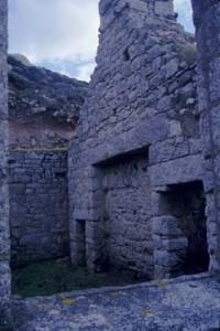 Marisco Castle, Lundy, 1988