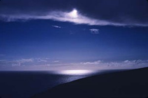 A Seascape from Lundy, 1988